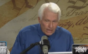 Bryan Fischer Says That 'Hyper-Masculine Homosexuals' Are Forcing Christians Out Of The Military