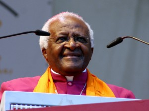 tutu 300x224 Desmond Tutu: I Would Not Worship A God Who Is Homophobic