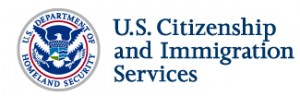 uscislogo 300x96 U.S. Citizenship And Immigration Website Updated To Reflect Fall Of DOMA