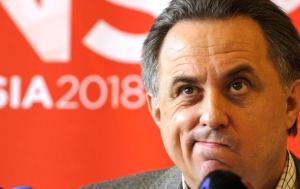 mutko 300x189 Russian Sports Minister Would Like Everyone To Please Calm Down