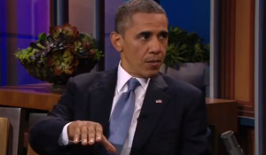 obama2 300x175 Obama Stands Firm Against Russian Anti Gay Crusade On The Tonight Show, Cancels Upcoming Summit With Putin