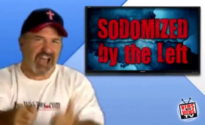 shove Coach Dave Daubenmire Is Tired Of Being Sodomized By Liberals