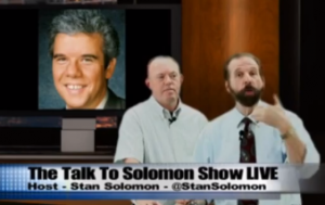 solomon 300x189 Conservative Talk Show Host Hopes That Faggot Dan Savage Dies Of Every Disease Known