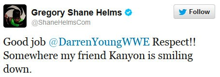 wwe1 WWE Wrestler Darren Young Comes Out