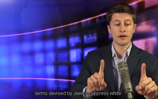 pakman Gay Is A Term Devised By Jews For Purpose Of Oppressing Whites, According To White Supremacist