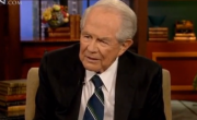 Pat Robertson Loses Battle To Scrub Internet Of Comments About Gays Infecting People With AIDS Rings