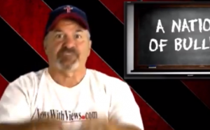 coachdave 300x187 Coach Dave Daubenmire Whines That People Edit His Clips To Make Him Look Like An Idiot