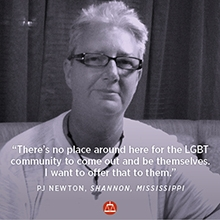 pat newton Mississippi Town Sued For Refusing Business License To Gay Bar