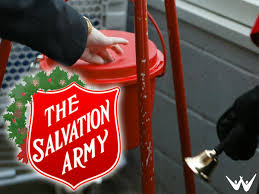 SA Bucket TWO Thanks The Salvation Army For Removing 'Ex Gay' Resources From Its Website