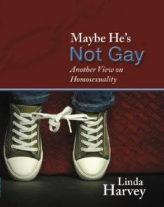 Maybe Hes Not Gay cover 238x300 Linda Harveys New Book Will Hurt LGBT Kids