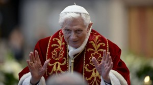 benedict 300x168 Pope Benedict Defrocked Four Hundred Child Abusing Priests Over Just Two Years