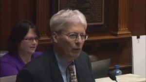 bopp 300x168 Crowd Laughs At Man Who Tells Indiana House Chamber LGBT People Are Intolerant