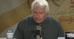fischer 300x160 Bryan Fischer: People Who Understand Biology Shouldnt Be Able To Hold Elected Office