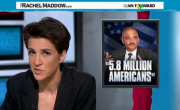 Rachel Maddow Discusses Gay Marriage Bans Falling At 'Lightning Speed'