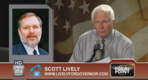 fischerlively 300x163 Scott Lively Speaks To Bryan Fischer About His Failing Campaign For Massachusetts Governor