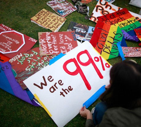 money Will Economic Inequality Undermine LGBT Equality?