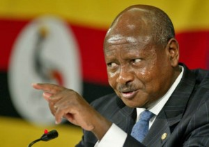 museveni 300x212 Obama Administration Taking Action In Opposition To Ugandas Draconian Anti Gay Law