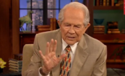 Pat Robertson Says You Should Love Gay Family Members By Not Accepting Them