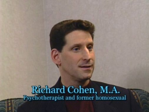 Richard Cohen Cuddling Client