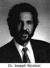 Dr. Joseph Nicolosi