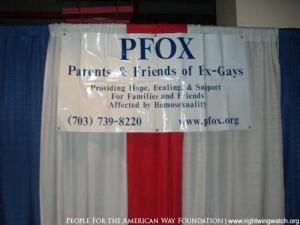 PFOX Booth
