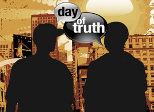 Day of Truth -- montage created by The Advocate