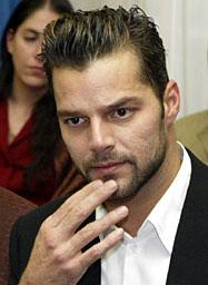 Ricky Martin, UNICEF ambassador