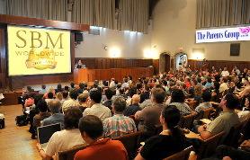 Stephen Bennett Ministries: photoshopped auditorium?