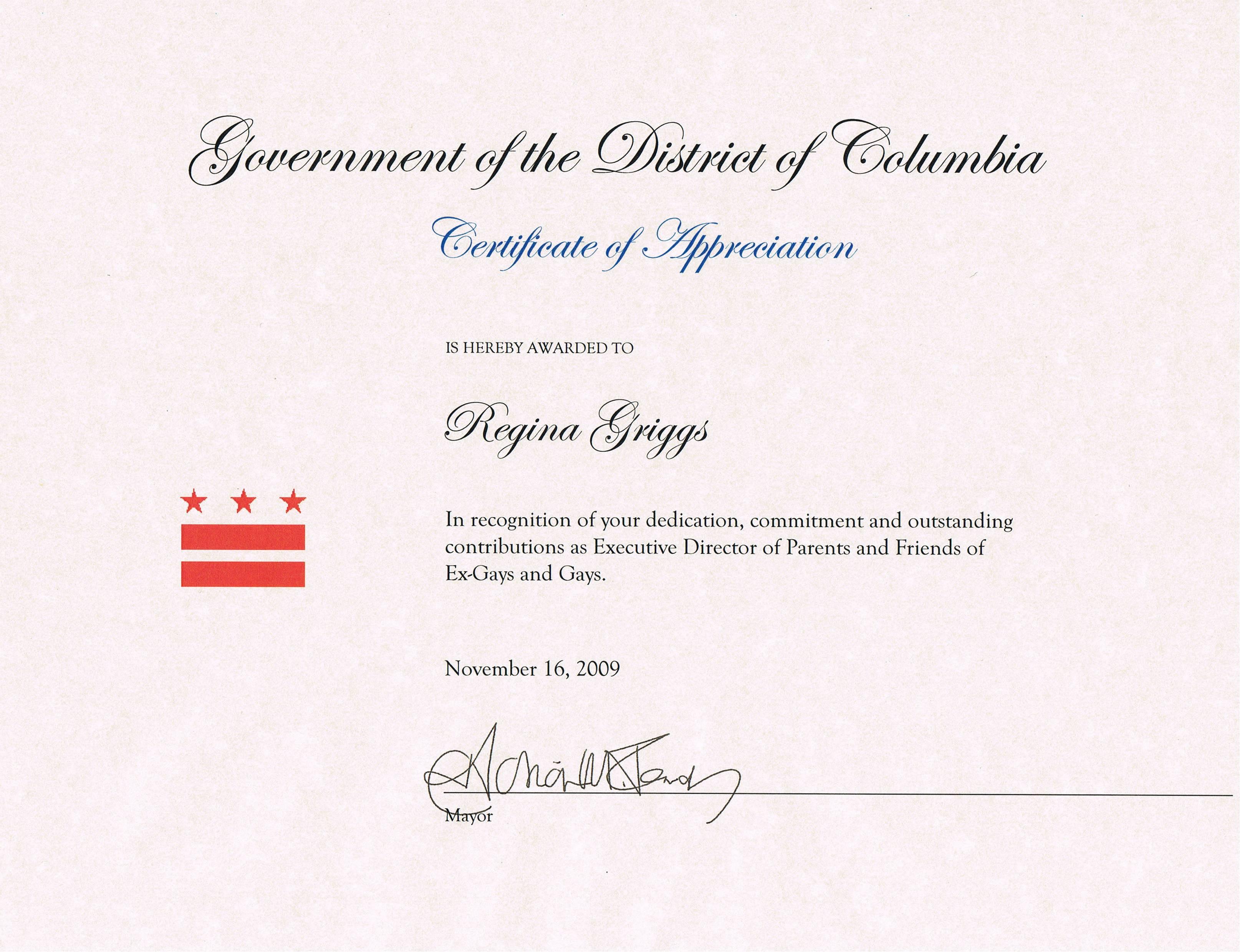 Regina-Griggs_DC-Award