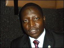 David Bahati, leader of Uganda's antigay genocide campaign