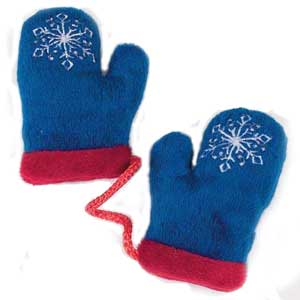 I don't know how Porno Pete feels about these particular Mittens.
