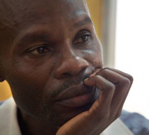 David Kato, an early victim of Uganda's vicious campaign to execute homosexuals