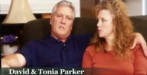 Antigay parents David and Tonia Parker