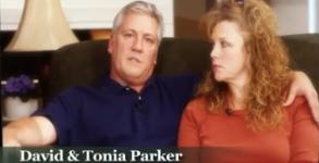 Antigay parents David and Tonia Parker