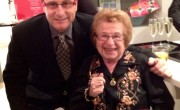 Wayne Besen Thanks Dr. Ruth For Helping Him Come Out