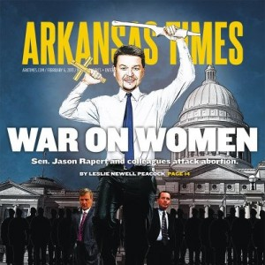 arkansas times 300x300 New Arkansas Law Highlights The Futility of the Anti Abortion Movement