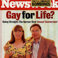 paulk Newsweek PETITION: Ask Newsweek To Correct The Record On Their 1998 Cover Story On John Paulk