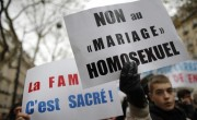 Short of Victory, French Homophobes Resort to Violence