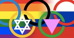 olympics gays jews