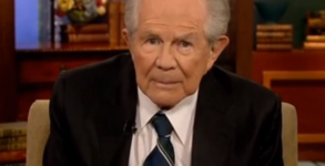 """If you're driving an old man who has AIDS, don't have sex with him!"" - Pat Robertson"