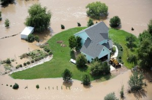 coloradoflooding 300x199 Radio Host Kevin Swanson Blames Colorado Floods On Homosexuality, Marijuana, Etc.