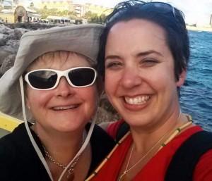 Betsy & Robin Miner-Swartz (via Detroit Free Press)