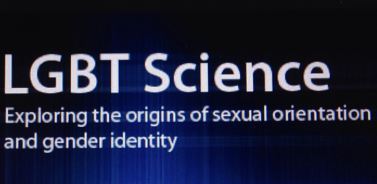 Science TWO Launches New Website To Educate About Science and Sexual Orientation