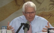 Bryan Fischer Will Show You How To Cast The Demons Out Of Your House