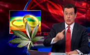 Stephen Colbert Covers The Well-Known Connection Between Marijuana Legislation And Gay Marriage