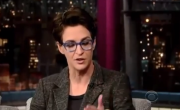 Rachel Maddow and David Letterman Discuss The Sochi Olympics