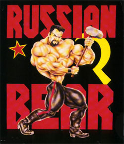 russianBear