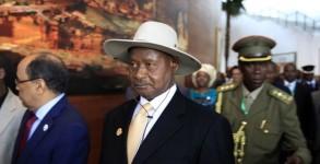 Museveni (Reuters)