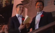 WATCH: Gay Couples Celebrating Marriage Equality In United Kingdom