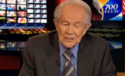 Pat Robertson:  Jesus Wouldn't Have Baked A Gay Wedding Cake Because Couple Would Have Been Stoned To Death
